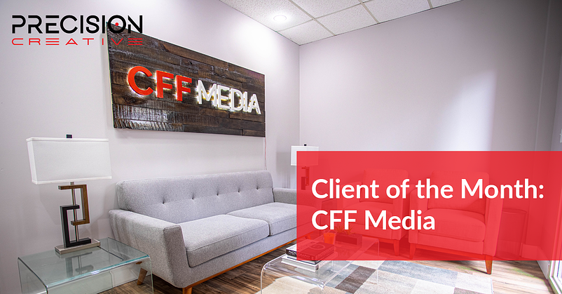 Take the time to learn more about CFF Media.