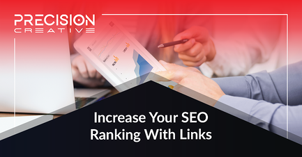 Learn how to improve your SEO ranking with links!