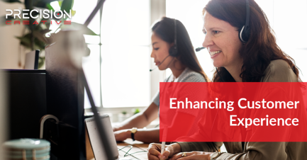 Make your customers happy by learning how to enhance the customer experience.
