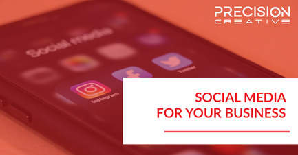 Learn how Precision Creative can help you create compelling social media accounts.