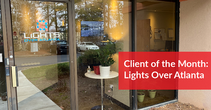 Learn more about how Precision Creative can help you create a thriving website like Lights Over Atlanta.