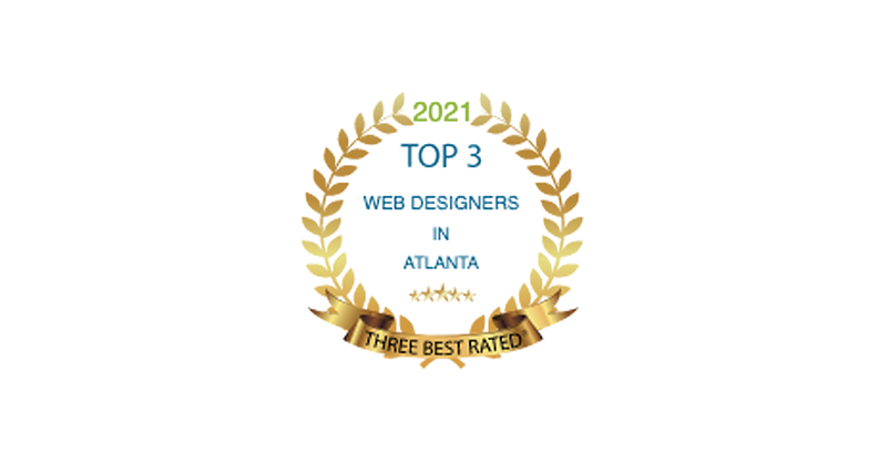 Precision Creative has been named one of the top 3 web designers in Atlanta!