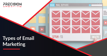 Learn more about the different forms of email marketing.