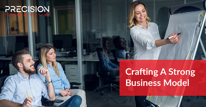 Learn how to make a great business model.