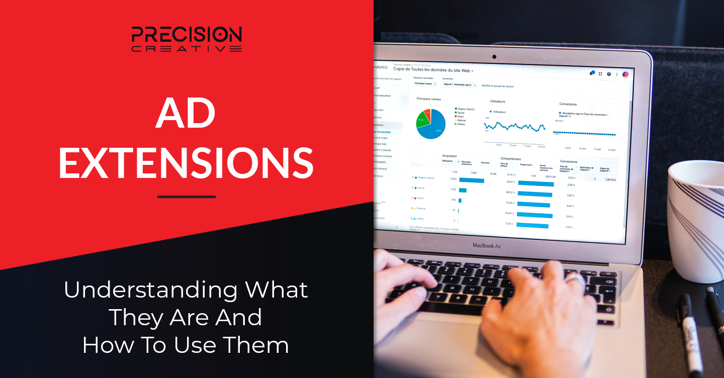 Learn how to use Ad Extensions and how they can benefit your site!