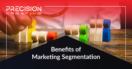 Learn everything you need to know about the benefits of marketing segmentation.