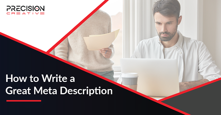 Learn how to write a killer meta description for your web pages!