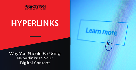 Learn about hyperlinks and how to use them correctly.
