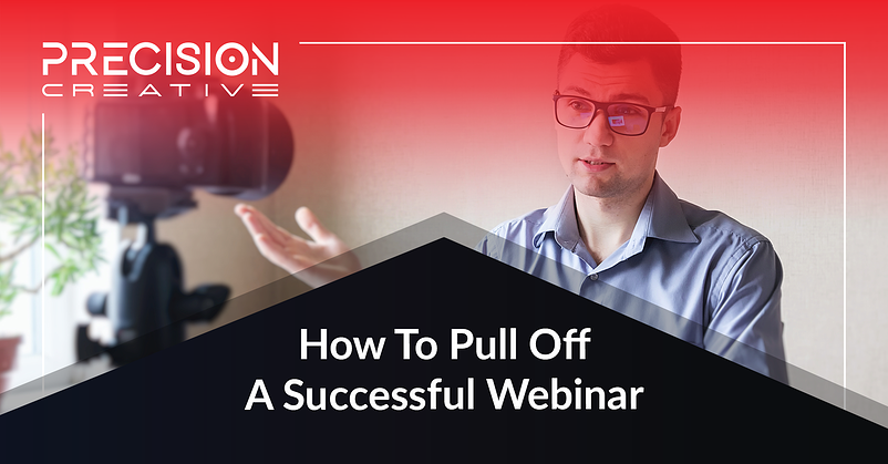 Create a successful webinar with these tips!