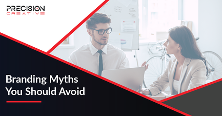 Avoid these branding myths with these helpful tips!