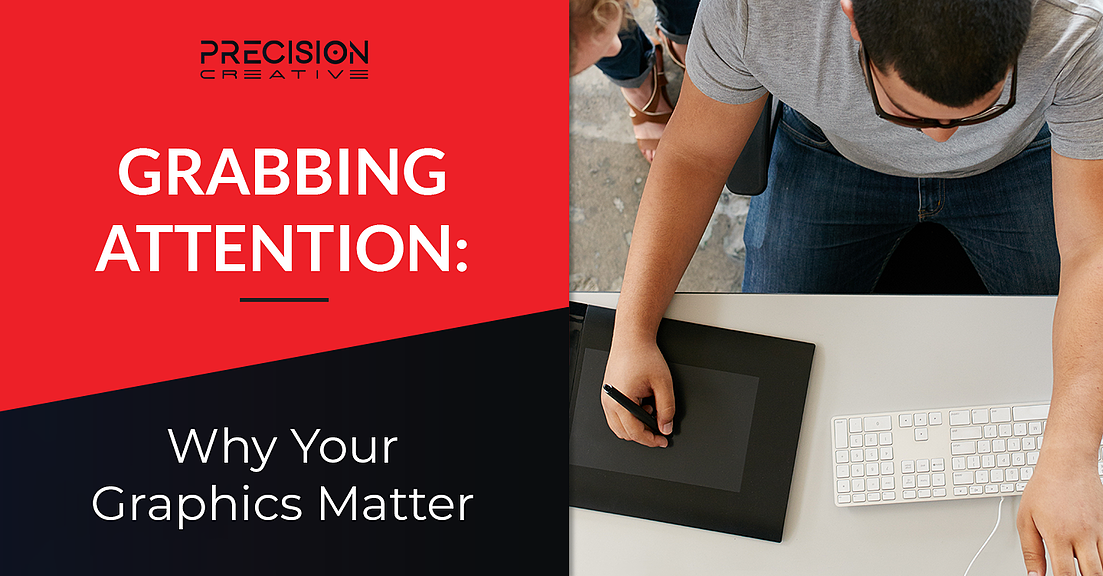 Precision Creative Will Help You Design The Best Graphics For Your Business