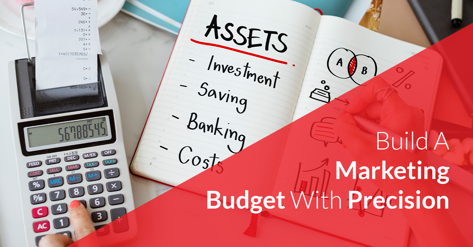 Build a dedicated Marketing Budget