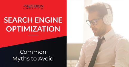 Learn more about how Precision Creative can help you increase your website's SEO ranking.