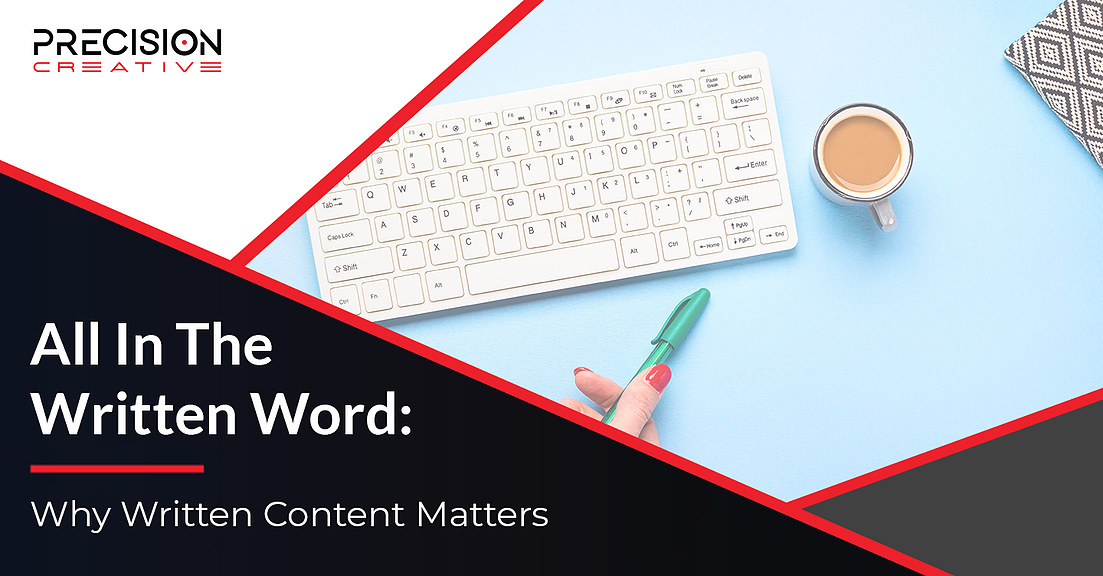 Written Content Matters In Your Marketing Strategy