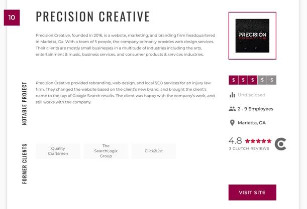 Top Web Design and Inbound Marketing In Atlanta