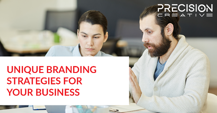 Learn more about how Precision Creative can help you market your brand and image.
